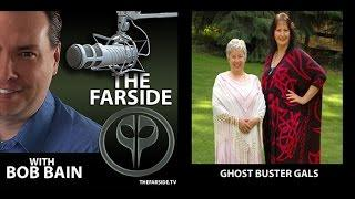 Ghost Buster Gals talks Coast to Coast AM, Art Bell, and Ghost Stories  - Paranormal Podcast