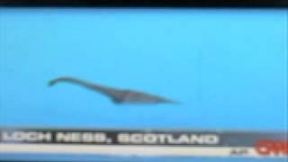 Amazing New Loch Ness Footage! With Sound!