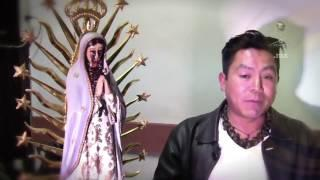 LLORA SANGRE Virgen de Guadalupe en México: JOSHUE VELÁZQUEZ. #YohananParanormal
