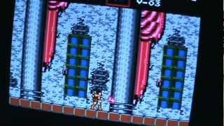 West Ghost Gamers: Joey Plays Castlevania on NES