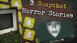 3 Disturbing True Snapchat Stories