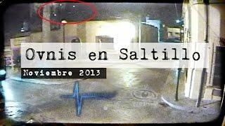 Ovnis en Saltillo, México Parte 3 (Video Paranormal) UFO