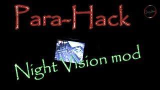 Night Vision Hack