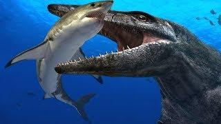 10 Pre-Historic Creatures More Terrifying Than Dinosaurs