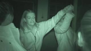 Fort Burgoyne ghost hunt - 9th September 2017 - Door moving