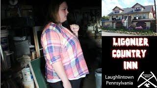 Medium Kayla communicates with spirits at the Ligonier Country Inn | Ghost Hunt