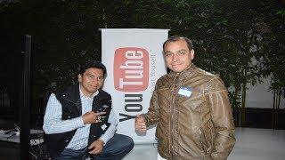 Actualidad de Youtube y History Channel en CDMX con Yohanan Diaz