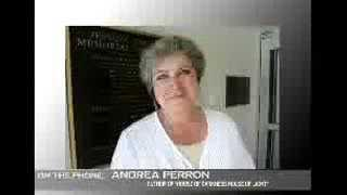 "Spooky Southcoast 8-17-13: Andrea Perron and Inside ""The Conjuring"""