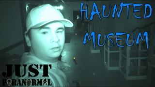 GHOST HUNT Haunted Museum | PT 3 of 3 |Just Paranormal