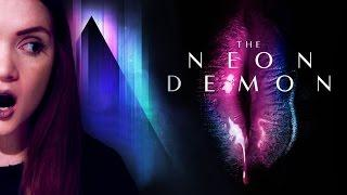 THE NEON DEMON (2016) Horror Movie Review!