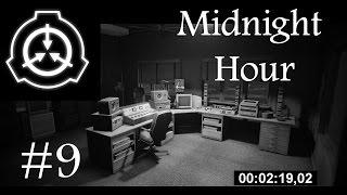 Midnight Hour 1x09: SCP Foundation (Creepypasta)