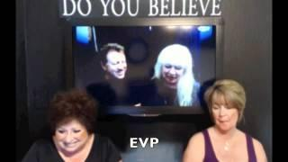 EVP Recordings, 6/19/12, guests,  MICHAEL, MARTI PARRY