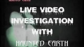 FILE UPDATES ON LIVE STREAMING GHOST INVESTIGATION   SATURDAY MAY 9th 2009