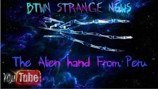 "strange news: ""Alien Hand"" found in cave *WARNING* its in Spanish."