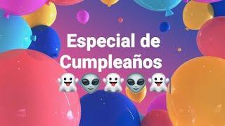 Especial De Cumpleaños - Jaguar En Vivo