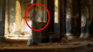 Top 10 Scary Real Ghost Videos Caught On Tape | Unbelievable Ghost Presence Caught On CCTV