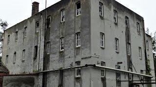 Abandoned New Zealand: Milton Wool Mill, Otago.