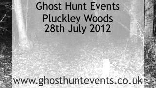 Pluckley Screaming Woods, Kent real ghost voice EVP