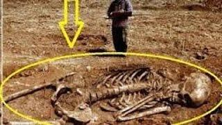 The Giants Found in Romania and the CIA Cover Up