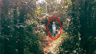 Disturbing Ghost Encounter Caught From A Wild Jungle!! Real Spirit On Tape!!