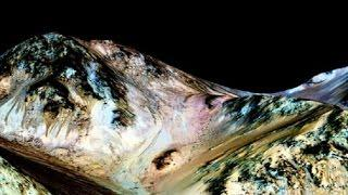 Water on Mars Alien Life