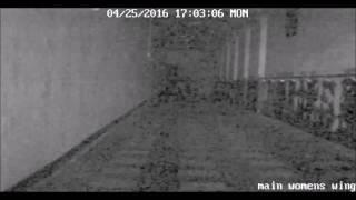 Awesome orb comes from left wall in front of camera at 5am at RCI
