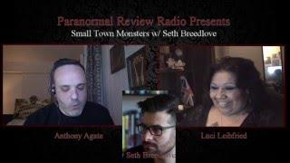 Small Town Monsters w/ Seth Breedlove: Bigfoot & Mysterious Creatures on Film