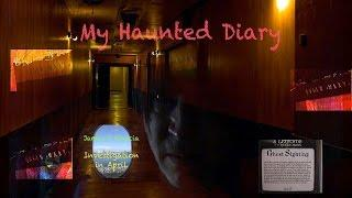MY HAUNTED DIARY -- Queen Mary Ship Night 1of3 Paranormal Ghost