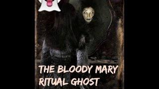 Bloody Mary Ghost Ritual (HALLOWEEN GHOST STORY)