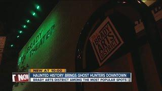 Haunted history brings ghost hunters to downtown Tulsa