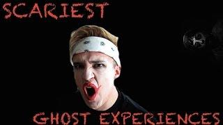 My SCARIEST Ghost Experiences / Living In A Haunted House?
