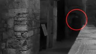 Supernatural Ghostly Figure Footage 2018 !! Latest Scary Videos