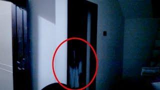 Ghost Caught On Camera In Haunted House | Ghost Sighting 2017 | Scary Videos