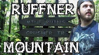 Ruffner Mountain Paranormal Sessions (Mine Ruins, Ore Crusher, ITC Research)