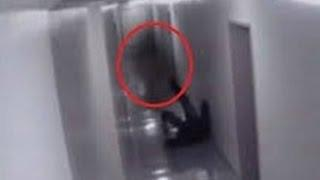 5 Very Creepy Videos Of Ghosts Caught On Surveillance Camera