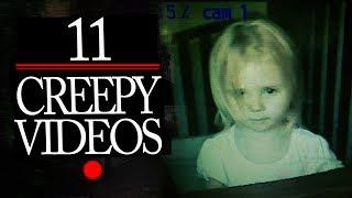 11 Paranormal and Scary Videos Caught On Tape