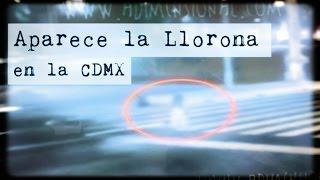 Graban a la Llorona en Reforma CDMX (La Verdad)