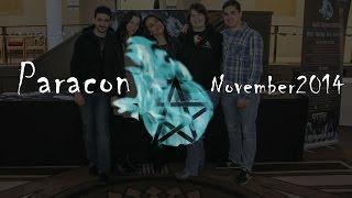 Sage Paranormal - Paracon 2014