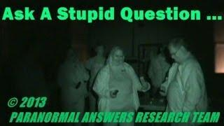 Paranormal Answers Research Team, STRANGE SHADOWS Return to Wood Carvers