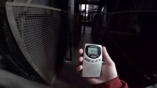 Sloss Furnace Spirit Box Haunted Birmingham, Alabama, History Real Ghost Hunting Adventure With Alex
