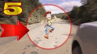 5 REAL TOY STORY CHARACTERS CAUGHT MOVING ON CAMERA & SPOTTED IN REAL LIFE