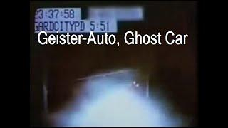 HOAX? - Geister - Auto - Fahrer, Ghost Car Disappears