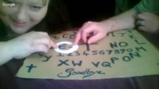 PAPER OUIJA EXPERIMENT AS REQUESTED