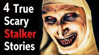 4 True Scary Stalker Horror Stories