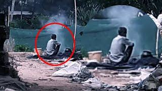 Scariest Ghost Attack Video - Terrifying Legendary Ghost