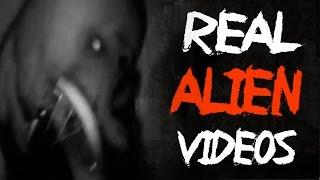 Real Captured Aliens - Real Aliens & UFOs Caught on Tape 2017