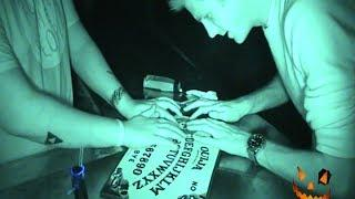 Paranormal Activity using a Ouija Board! Episode 10 - On The Edge
