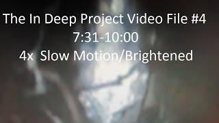The In Deep Project Video File #4 7:31-10:00 4x Slow Motion Brightened