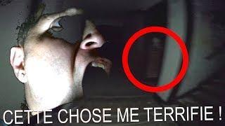J'EXPLORE SEUL UN CHÂTEAU HANTÉ D'UNE STAR ! (Chasseur de Fantômes) Paranormal Urbex