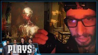 Colin Goes Ghost Hunting and Plays Layers of Fear (Pt. 1) - Kinda Funny Plays